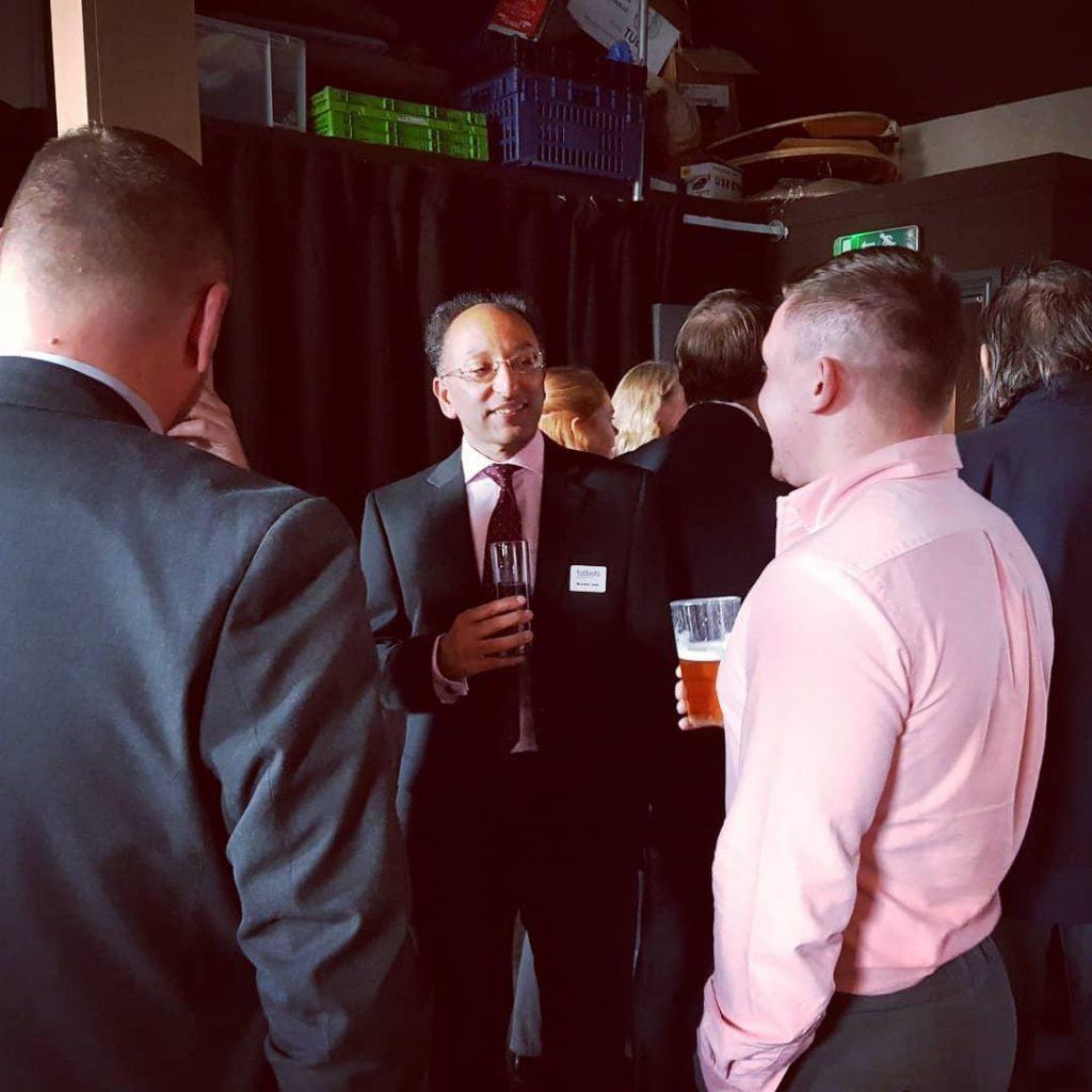 Breslins Club Networking Tax Advisor 1000 Trades Spotcap