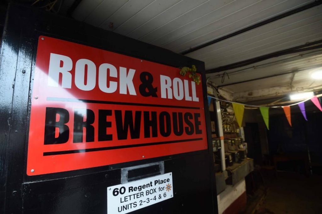 Rock and Roll Brehouse