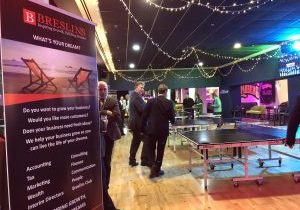 Breslins Club Networking at Serve Birmingham
